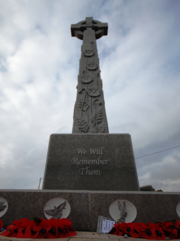 Cefn Cribwr War Memorial